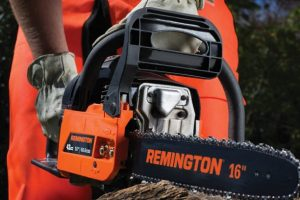 Best small Gas Powered Chainsaw (Remington RM4216 16-inch)