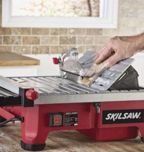 SKIL 3550-02 7-Inch Wet Tile Saw