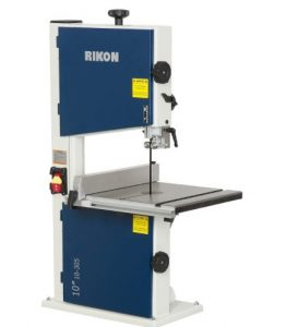 Rikon 10-305-Best Bandsaw With Fence Review